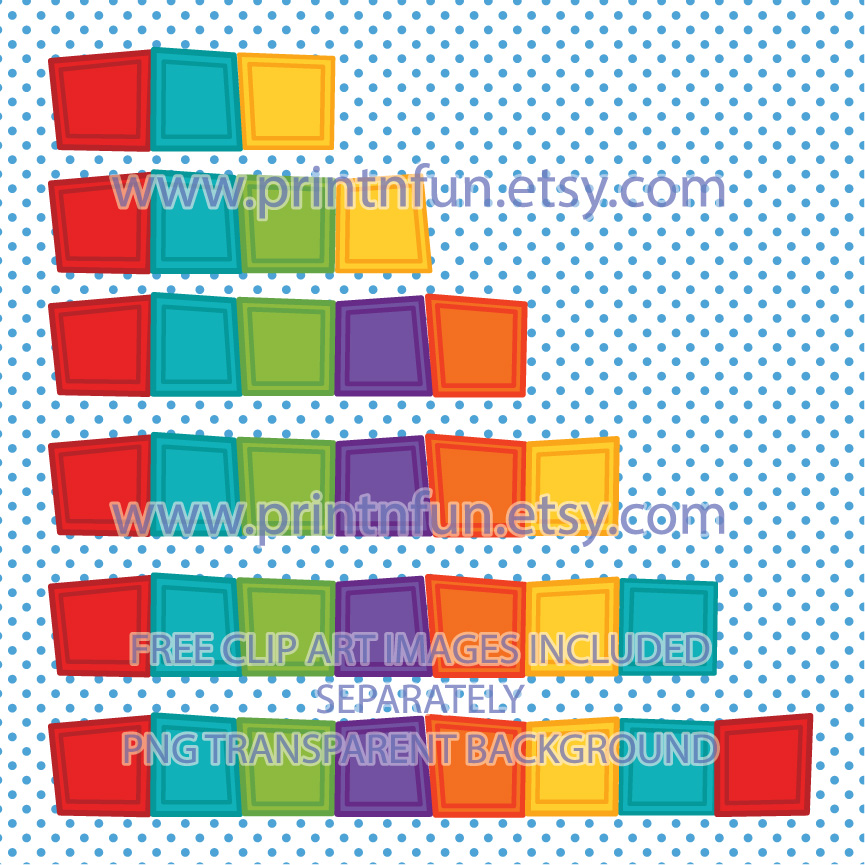 Pocoyo Digital Paper Patterns and FREE Clip art